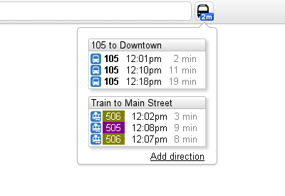 Bus Times for Google Maps