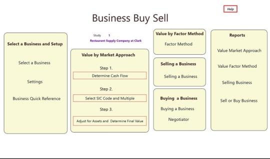 Business Buy Sell for Windows 8