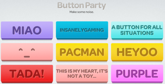 Button Party