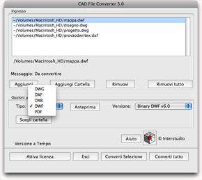 CAD File Converter M