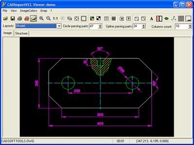 CAD Import VCL