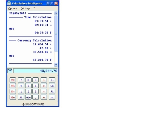 Calculadora Inteligente Free