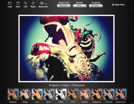 CameraBag Desktop