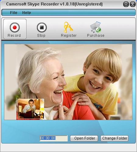 Camersoft Skype Recorder
