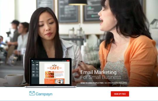 Campayn Email Marketing