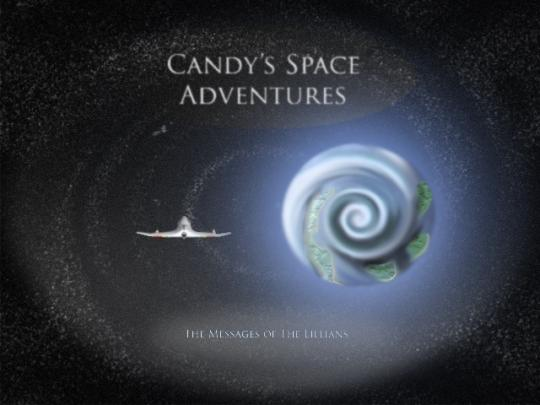 Candy's Space Mysteries: Missions on the Blue Planet