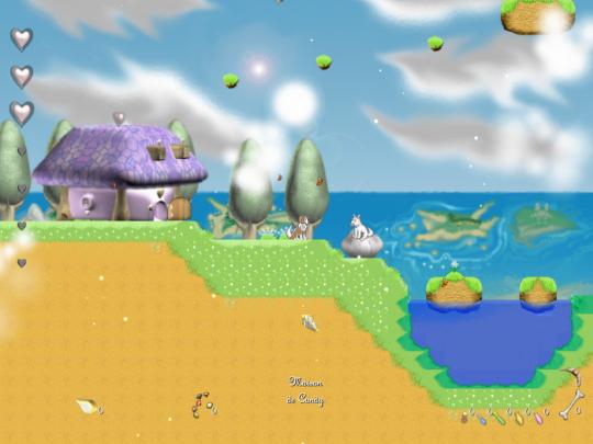 Candy World Adventure IV
