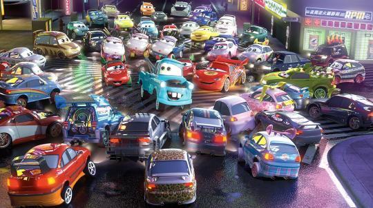 Cars Windows Theme