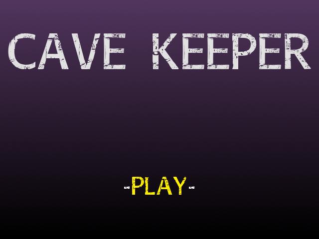 Cave Keeper