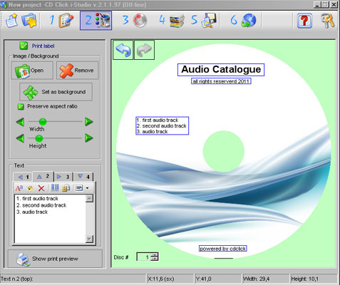 CDClick i-Studio