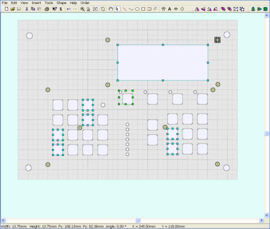 Free Download Cetina Front Panel Designer For Windows Cad Software