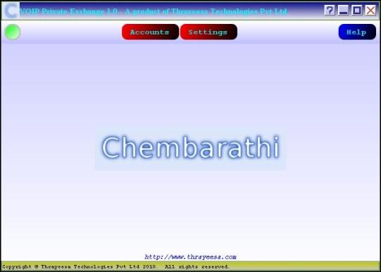Chembarathi VOIP PBX