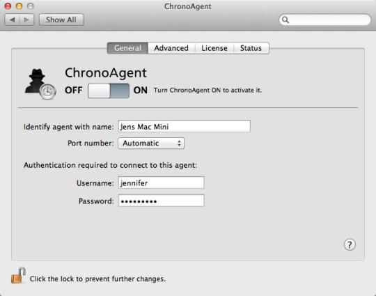ChronoAgent