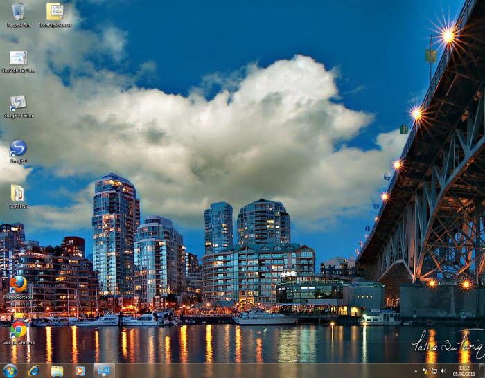 City Lights Theme