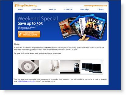 CityMax.com Easy Business Websites