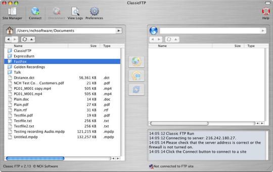 Classic FTP Plus