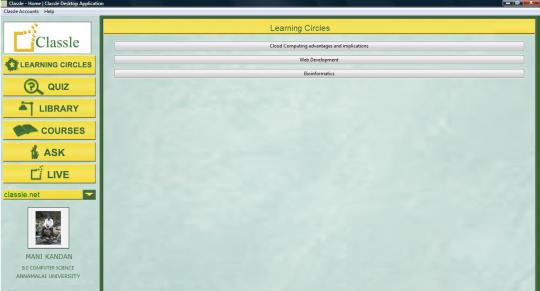 Classle Desktop