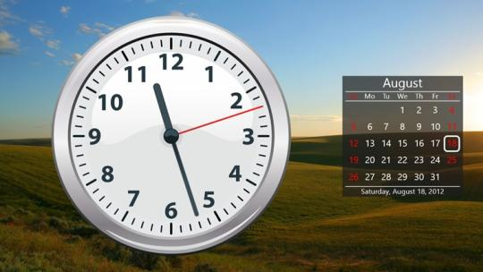 Clock for Windows 8