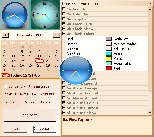 Clock.NET