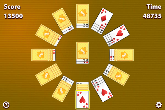 Clock Solitaire