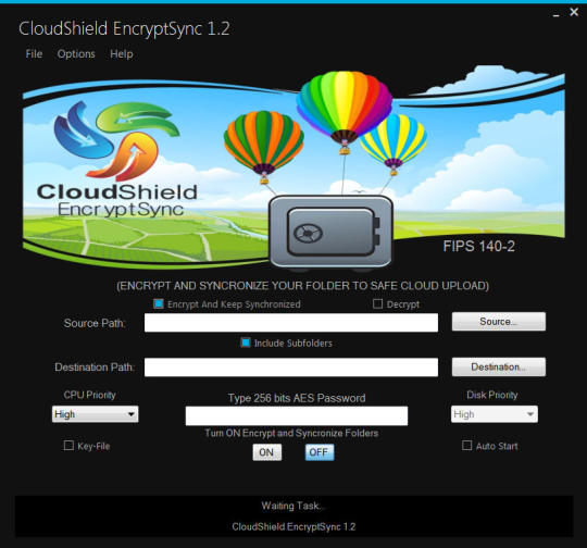 CloudShield EncryptSync (32-bit)