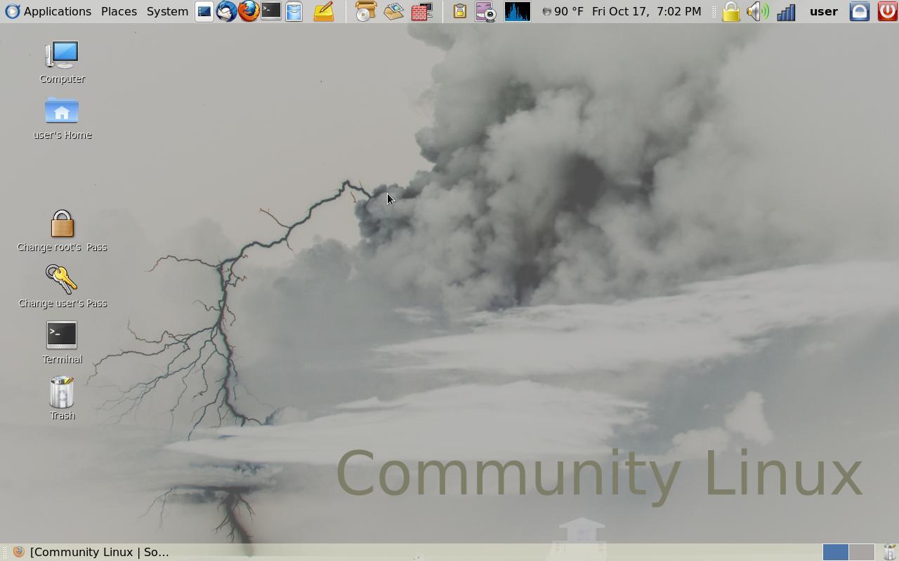 Community Linux