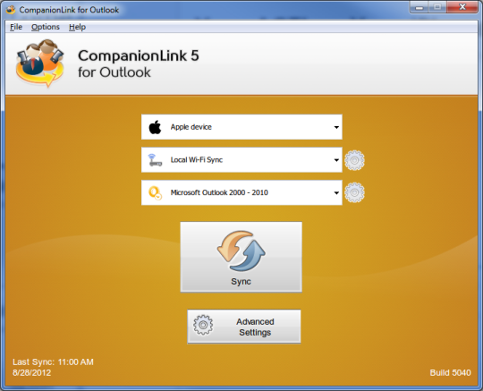 CompanionLink for Outlook