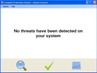 Complete Protection System - System Scanner