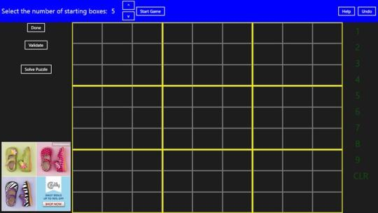 Complete Sudoku for Windows 8