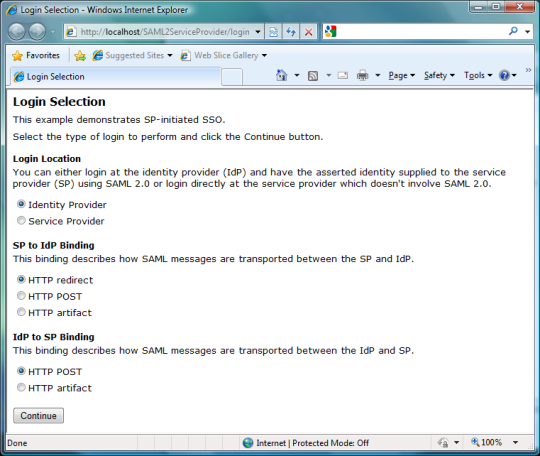 ComponentSpace SAML Suite for .NET