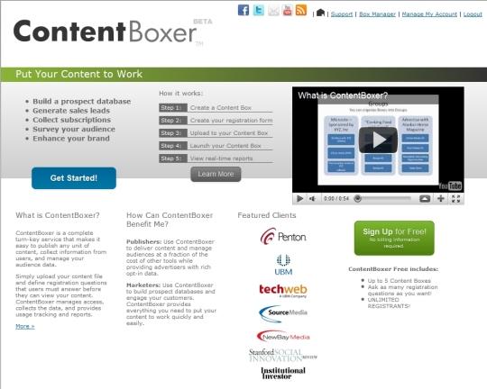 ContentBoxer