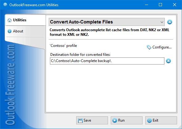Convert Auto-Complete Files