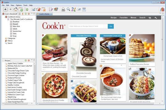 Cook'n Recipe Browser