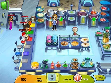 Cooking Dash DinerTown Studios