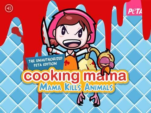 Cooking Mama Mama Kills Animals