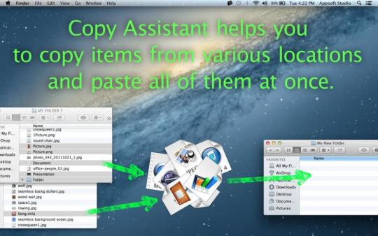 Copy Assistant