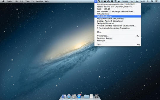 CopyClip - Clipboard History Manager