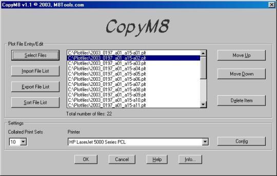 CopyM8