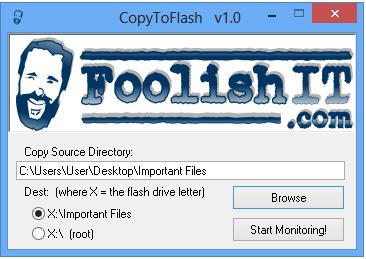 CopyToFlash