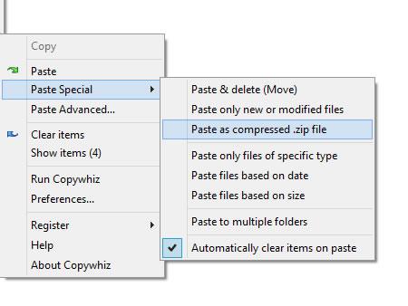تحميل مجاني Copywhiz إلى Windows ::: البرمجيات
