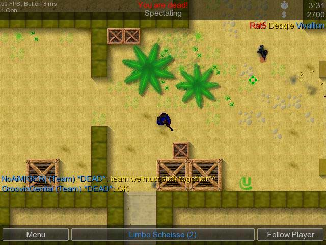 Counter-Strike 2D Client