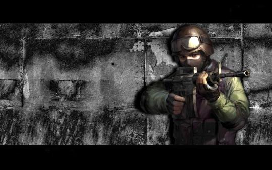 Counter Strike Windows Theme