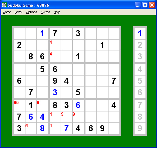 CR-Sudoku