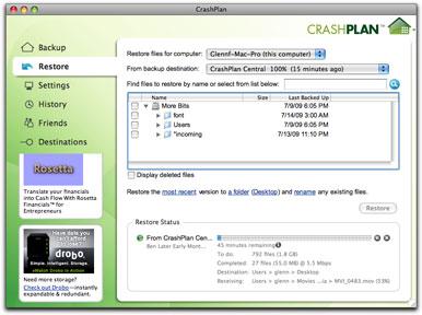 CrashPlan (64-bit)