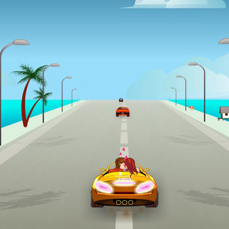 Crazy Kiss Racer
