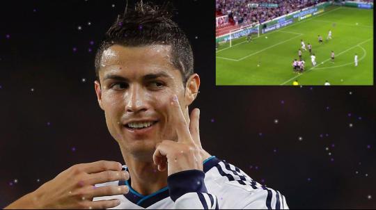 Cristiano Ronaldo Screensaver