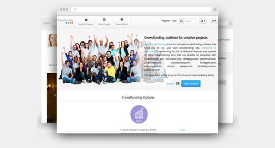 Crowdfunding Equity - Equity Crowdfunding Script
