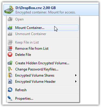 Cryptic Disk Free