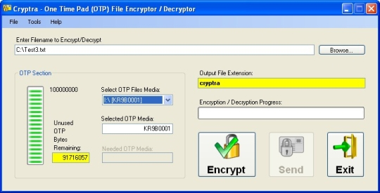 Cryptra