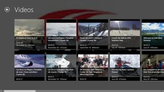 Crystal Ski for Windows 8